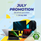 acer 30 off july promo