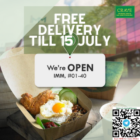 crave free delivery imm outlet july promo