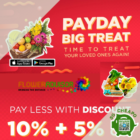 floweradvisor payday discount july promo