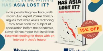has asia lost it book kinokuniya 15 off promo