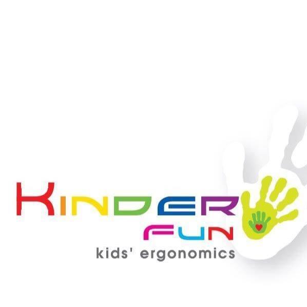 kinder fun kids ergonomic logo