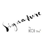 koi signature logo