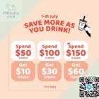 milksha up to 60 rebate july promo
