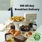 paul all day breakfast delivery july promo
