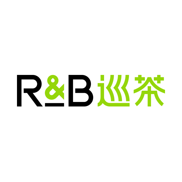 r&b tea logo