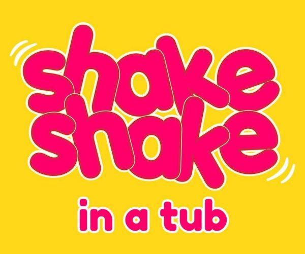 shake shake in a tub logo