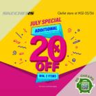 skechers 20 off imm july promo