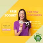 sogurt free mini cup new customers promo
