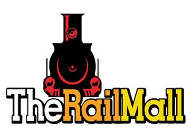 the rail mall logo