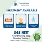 trichokare 45 scalp treatment free koi card promo