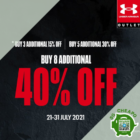 under armour up to 40 off promo