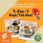 wang cafe 1 for 1 kopi teh cafe promo
