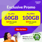 $25 for 60GB Data