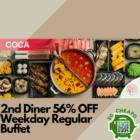 2nd Diner 56% OFF