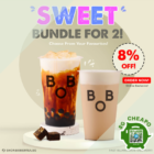 Bober Tea - 8% OFF BUNDLE FOR 2 - sgCheapo