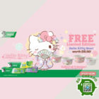 Darlie - FREE Limited Edition HELLO KITTY Bowl - sgCheapo