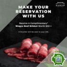 Hanjip Korean Grill House - FREE Wagyu Beef Brisket - sgCheapo