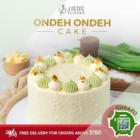 J Petite Patisserie - 10% OFF Ondeh Ondeh Cake - sgCheapo