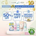 Mandom Singapore Up to 50% OFF Bifesta Products