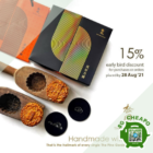 The Pine Garden - 15% OFF Premium Box Orders - sgCheapo
