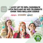 dbs paylah 50 cashback ice cream aug promo