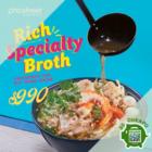 pho street 9.90 pork prawn pho aug promo
