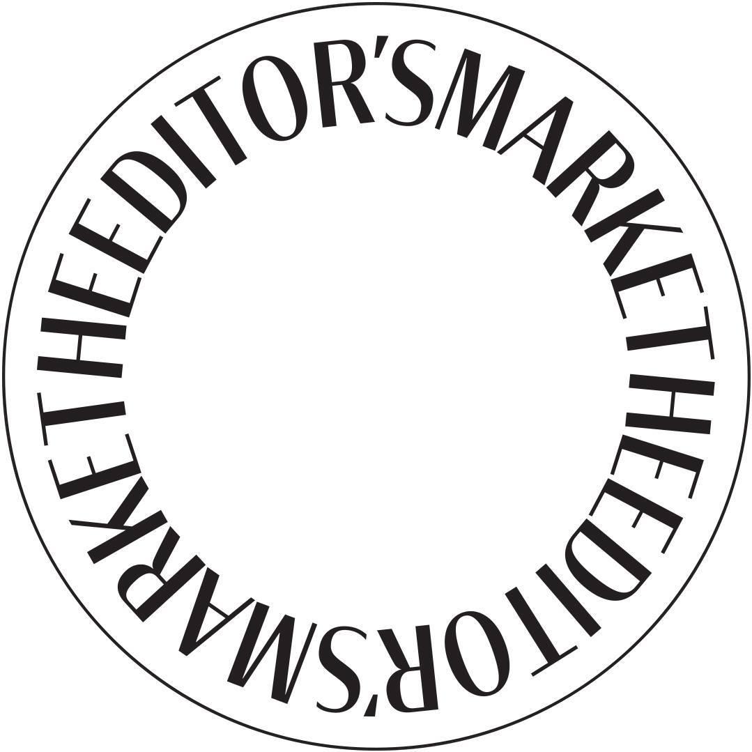the editors market logo