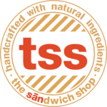 the sandwich shop logo
