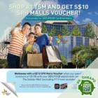 the seletar mall 10 voucher aug promo