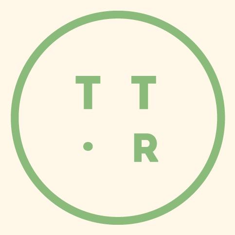 the tinsel rack logo