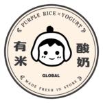 yomies rice X yogurt logo