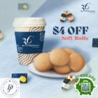 Delifrance - $4 OFF Soft Rolls - sgCheapo