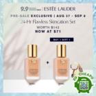 Estee Lauder - 50% OFF 24-Hr Flawless Skincation Set - sgCheapo