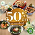 Hokkaido Marche 50% OFF second dish