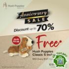 Hush Puppies - UP TO 70% OFF Hush Puppies - sgCheapo
