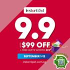 Instant Pot Singapore UP TO $99 OFF POTS