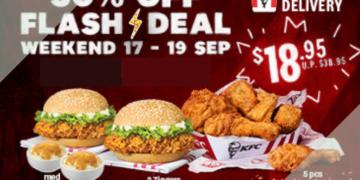 KFC - 50% OFF KFC Meal Bundle - sgCheapo