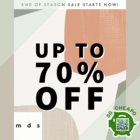 MDSCollections - UP TO 70% OFF MDSCollections - sgCheapo