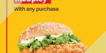McDonald's - FREE MCSPICY - sgCheapo