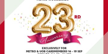 Metro - UP TO 70% OFF METRO - sgCheapo