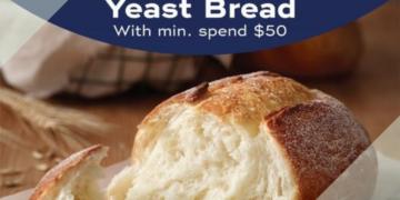 Paris Baguette FREE Natural Yeast Bread
