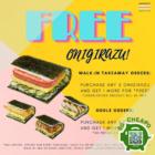 Sandowichi - FREE Onigirazu - sgCheapo