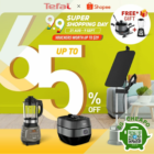 Tefal - UP TO 65% OFF TEFAL STOREWIDE - sgCheapo