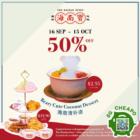 The Hainan Story - 50% OFF Beary Cute Coconut Dessert - sgCheapo