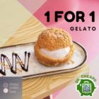 Three Point Two Gelato & Coffee House - 1 FOR 1 GELATO - sgCheapo