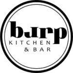 Burp Kitchen & Bar - Logo