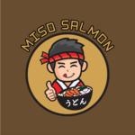 Miso Salmon - Logo