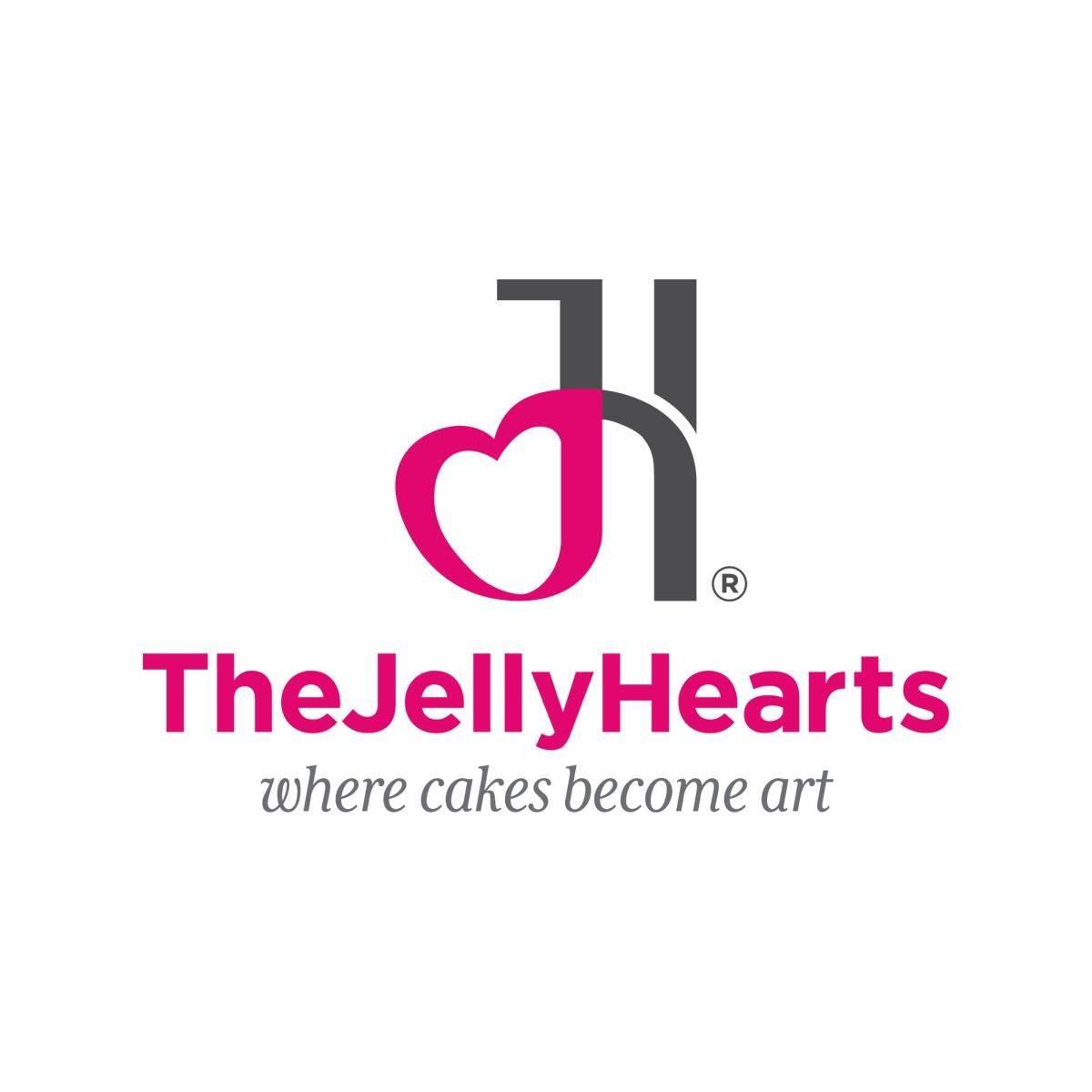 The Jelly Hearts - Logo