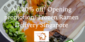 Anytime Ramen - 20% OFF Ready to eat Ramen - sgCheapo