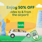 Grab - 50% OFF GRAB Rides - sgCheapo